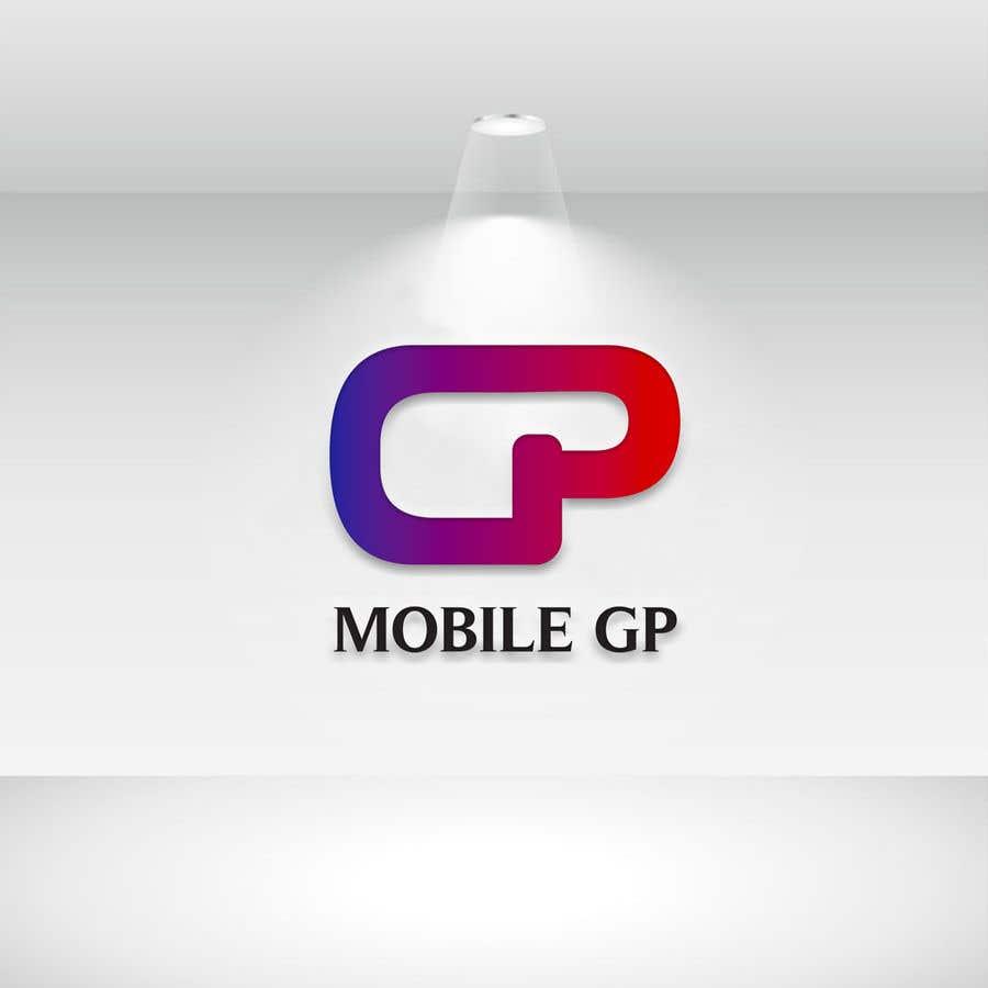 Penyertaan Peraduan #963 untuk Design a logo for MOBILE GP