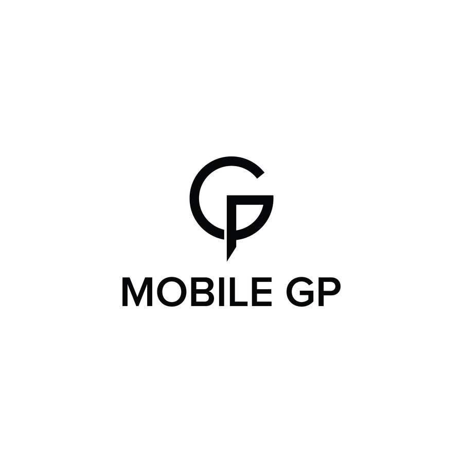 Penyertaan Peraduan #1165 untuk Design a logo for MOBILE GP