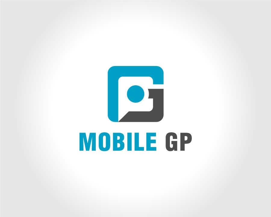 Penyertaan Peraduan #1074 untuk Design a logo for MOBILE GP