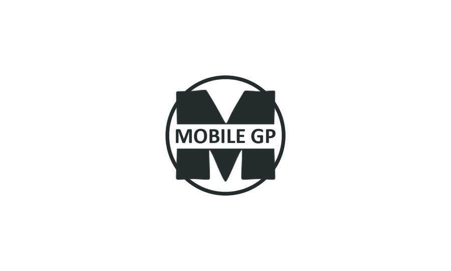 Penyertaan Peraduan #1095 untuk Design a logo for MOBILE GP