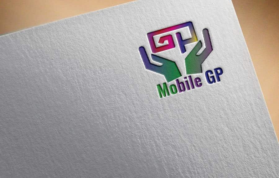 Penyertaan Peraduan #1064 untuk Design a logo for MOBILE GP