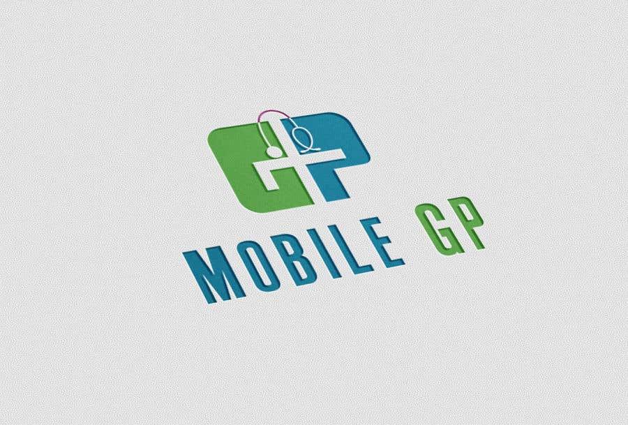 Penyertaan Peraduan #1008 untuk Design a logo for MOBILE GP
