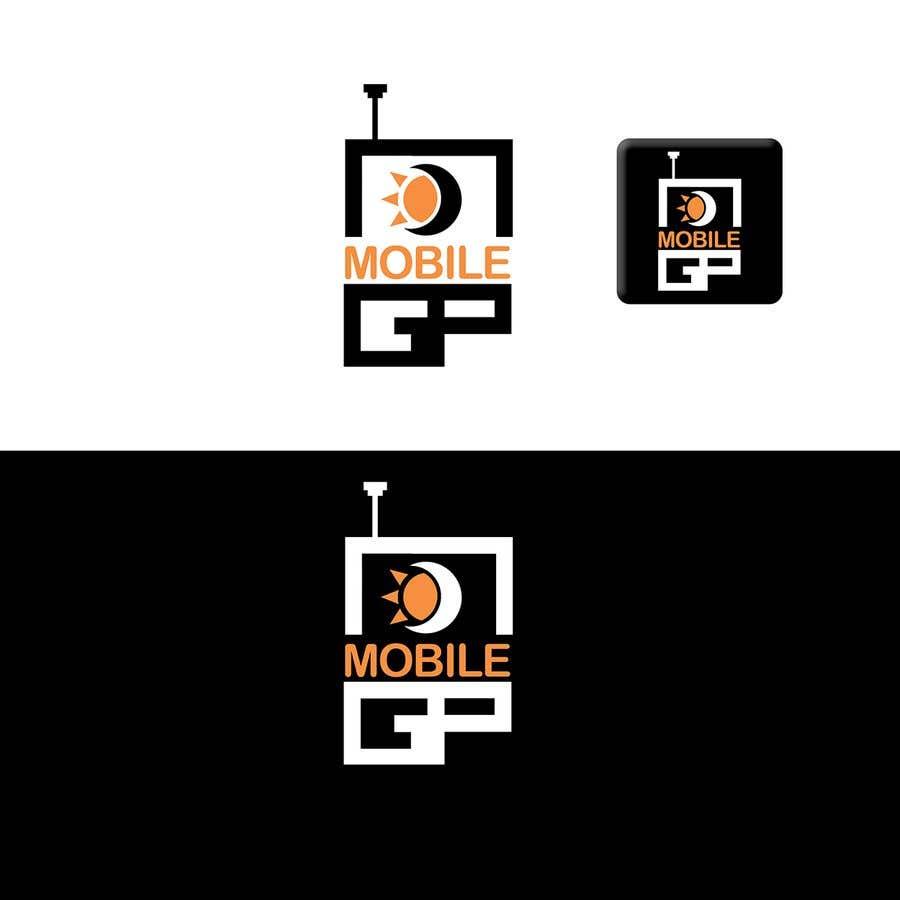 Penyertaan Peraduan #1171 untuk Design a logo for MOBILE GP