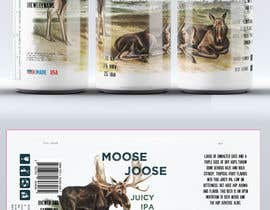 #10 untuk Beer Can Design - Moose Joose oleh agustinscalisi