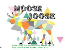 #4 untuk Beer Can Design - Moose Joose oleh ahmedsahabuddin