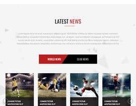 #4 untuk E-sports org website build oleh kadir01