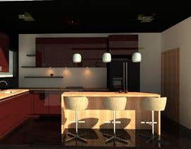 #49 for Kitchen design and modelling by Arquideterioron