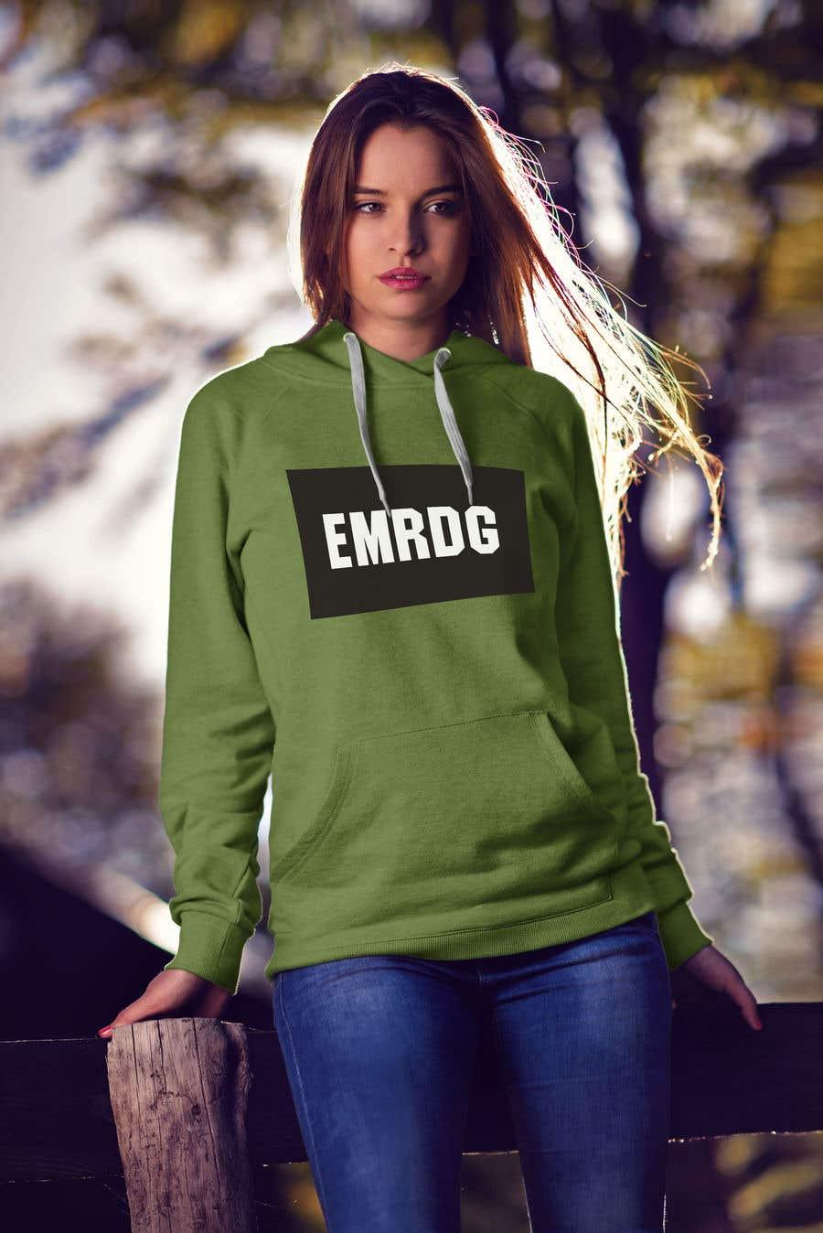 Bài tham dự cuộc thi #24 cho Logo mockup on a sweater (picture) - Webshop