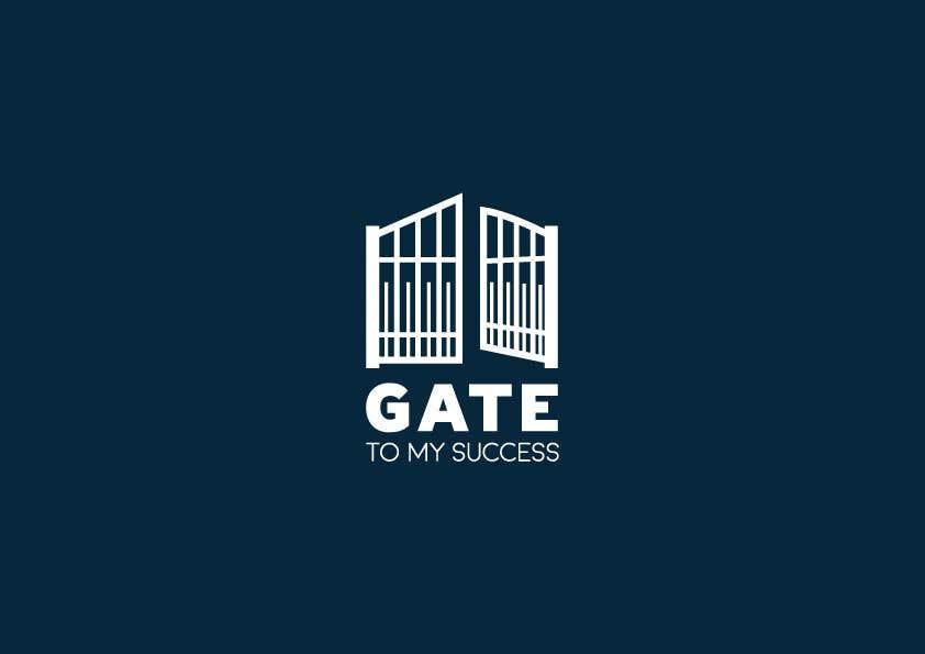 Penyertaan Peraduan #8 untuk Logo for Gate to My Success