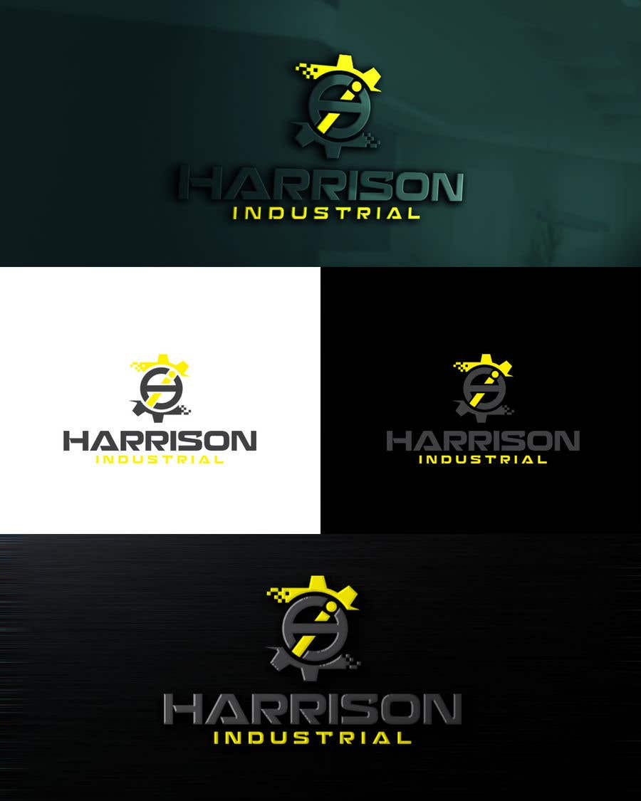 Kilpailutyö #577 kilpailussa New company logo and design
