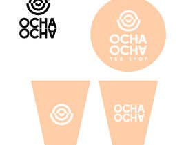 #77 cho I need a [tea shop, bubble tea shop] logo and cup design. Need design on : 1. Name on cup 2. Logo on cup 3. Logo on top.  I need the logo by it self and shows on the cup.  Sign design too.   The example is on the picture of attachment. bởi trangsla812002