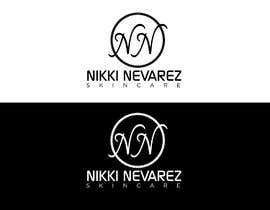 #38 cho Build a Logo for: Nikki Nevarez Skincare bởi MATLAB03