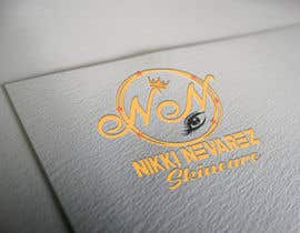 #121 for Build a Logo for: Nikki Nevarez Skincare by mafi7176
