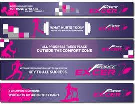 #13 untuk ladies fitness sports gym wall poster designs  - 15/04/2019 04:04 EDT oleh Alexsha0