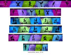 #107 untuk ladies fitness sports gym wall poster designs  - 15/04/2019 04:04 EDT oleh shohaghossain776