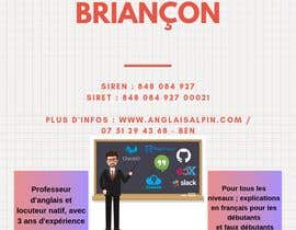 #26 for Flyers to promote private English classes in France af nurulizzatiawang