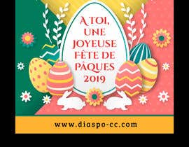 #62 for Happy Easter design - 2019 by savitamane212