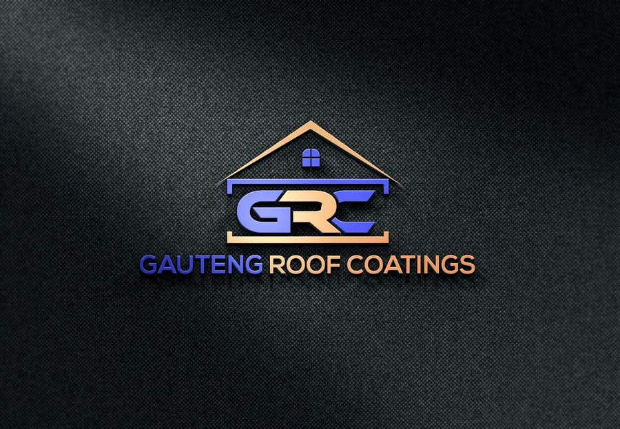 Konkurrenceindlæg #29 for Gauteng Roof Coatings Logo Design