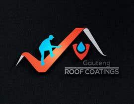 #38 for Gauteng Roof Coatings Logo Design af bipu619