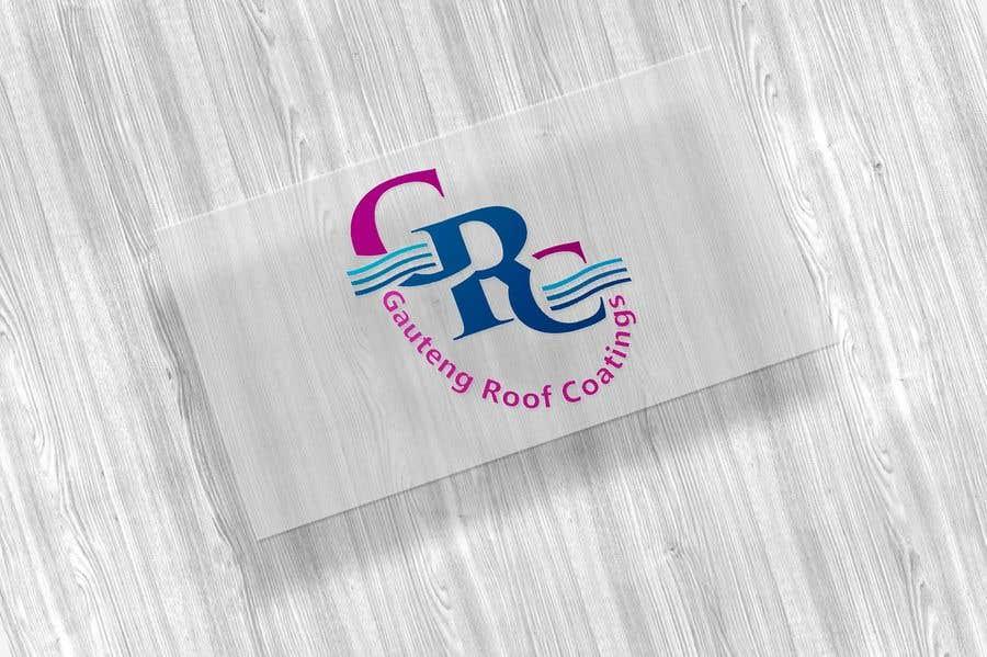Konkurrenceindlæg #44 for Gauteng Roof Coatings Logo Design