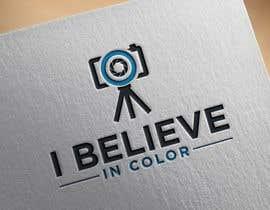 #67 cho Create company logo for video / photography studio. I Believe in Color bởi meglanodi