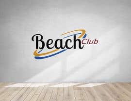 #160 untuk BeachClub Logo Design oleh SamehFikry10