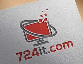 khinoorbagom545 tarafından Need a new logo for 724it 724it.com için no 48