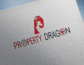 Nro 105 kilpailuun Logo for Property Dragon käyttäjältä fojlarabbi121
