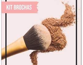 #6 para Diseño de imágenes para marketing de productos cosméticos en Instagram de omarecheverria
