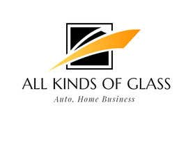 #10 for All Kinds of Glass, Logo Design by inanishamsir