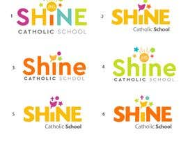 lalirizza tarafından Recreate this Logo for  Catholic School için no 19