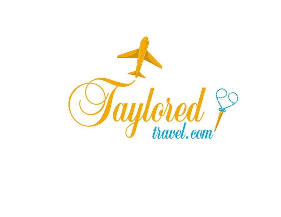 Kilpailutyö #360 kilpailussa Logo design for TayloredTravel.com