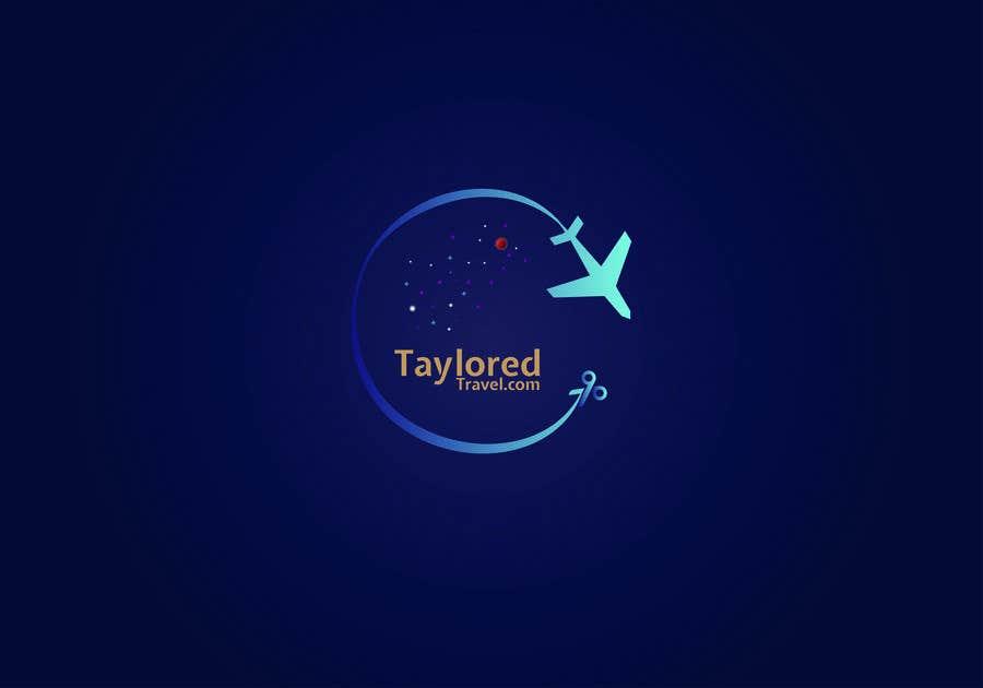 Kilpailutyö #173 kilpailussa Logo design for TayloredTravel.com