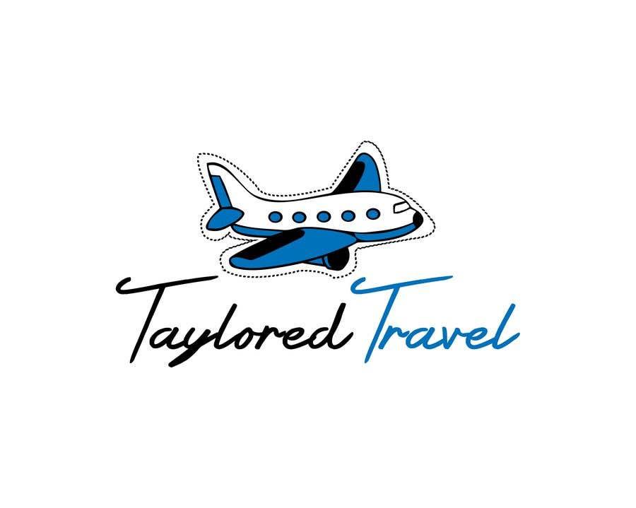 Kilpailutyö #290 kilpailussa Logo design for TayloredTravel.com