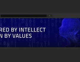 Nro 8 kilpailuun Design Social Banner for Artificial Intelligence Youtube and Twitter käyttäjältä luqman47