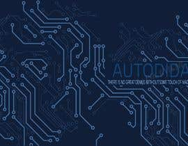 Nro 11 kilpailuun Design Social Banner for Artificial Intelligence Youtube and Twitter käyttäjältä IskandarShari