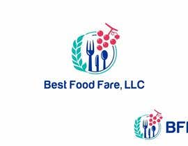 nº 26 pour Logo Design for Best Food Fare par ImArtist