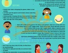 #22 para Design a poster for wellcure - Make Your Child Love Greens. por Inderpal6763