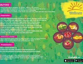 #14 para Design a poster for wellcure - Make Your Child Love Greens. por mostakim957289