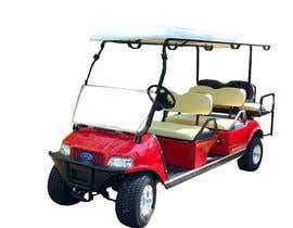 #7 for photoshop changes to golf cart by taushik1992