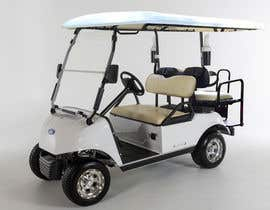 #11 for photoshop changes to golf cart by freelancerjahid4