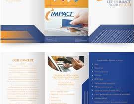 Nro 6 kilpailuun Impact PaySystem Tri Fold Marketing Pamphlet käyttäjältä ilmanpuranto09