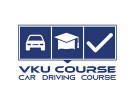 nº 74 pour Logo for car driving course Logo par Arif793