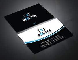 #18 for Business card design af Uttamkumar01