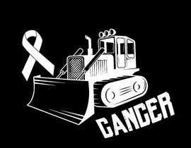 #47 for Beat Cancer shirt design af HashamRafiq2