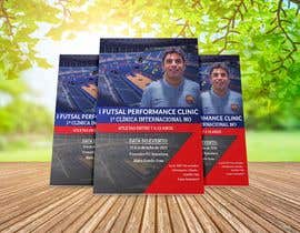 #10 for I Futsal Performance Clinic by designeryousuf