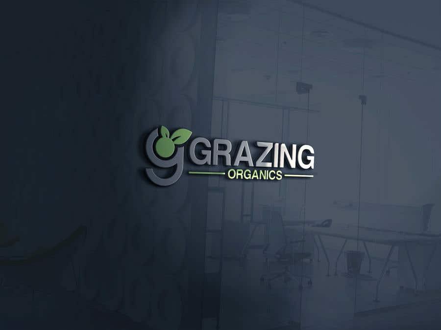 Конкурсная заявка №19 для Grazing Organics