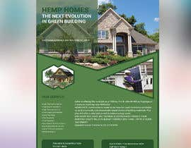 #73 for Professional Flyer - for Hemp House by kantadatta11