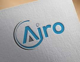 Nro 130 kilpailuun Logo for Airo käyttäjältä farjanaafrin736