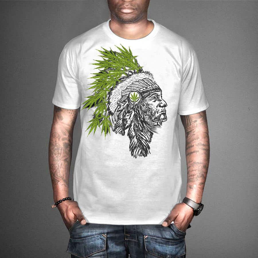 Proposition n°5 du concours Logo t-shirt design vector image